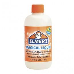 Активатор для слаймов ELMERS Magic Liquid, 258 мл (4 слайма), 2079477