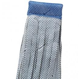 Насадка МОП Кентукки для швабры, ленточная, хлопок/полиэстер, длина лент 40 см, 400 г, VILEDA