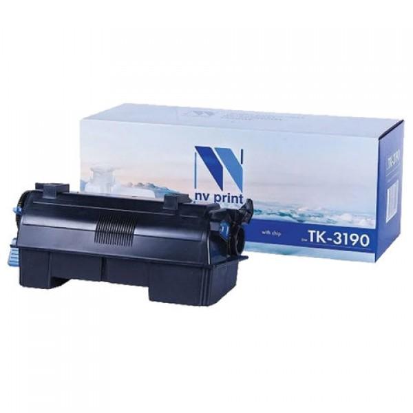 Картридж лазерный NV PRINT (NV-TK-3190) для KYOCERA ECOSYS P3055dn/3060dn, ресурс 25000 страниц, NV-TK3190