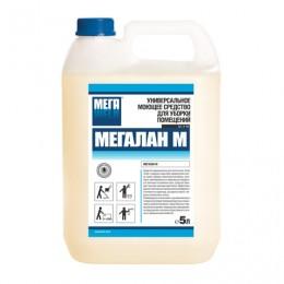 Средство моющее универсальное 5 л, МЕГАЛАН М, А 140