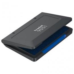 Штемпельная подушка TRODAT, 90х50 мм, синяя краска, 53196
