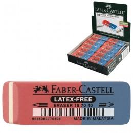 Резинка стирательная FABER-CASTELL