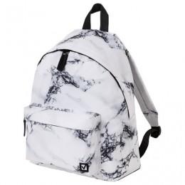 РЕЗЕРВ Рюкзак BRAUBERG, универсальный, сити-формат, Marble, 20 литров, 41х32х14 см, к