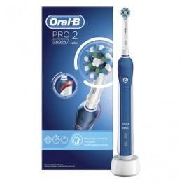 Зубная щетка электическая ORAL-B (Орал-би) 2000, D20.523.2M, 53019224