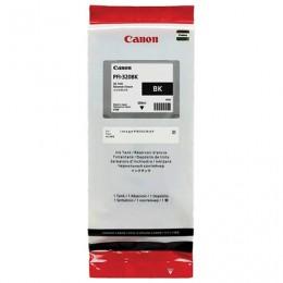 Картридж струйный CANON (PFI-320BK) для imagePROGRAF TM-200/205/300/305, черный, 300мл, ориг, 2890C001