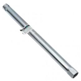 Ключ свечной-трубка, 16х280 мм, STELS, отверстие под вороток, оцинкованный, 13722