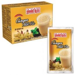 Имбирный чай с молоком быстрорастворимый Ginger Milk Tea, 8 саше по 25 г, GOLD KILI, 1958