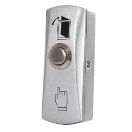 Кнопка выхода FALCON EYE FE-EXIT, серебро, 00-00110330