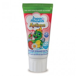 Зубная паста детская 60 мл, ДРАКОША