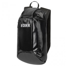 РЕЗЕРВ Рюкзак STAFF FASHION AIR, блестящий, DВИЖ, черный, 40х11х23 см, код 1С, 270299