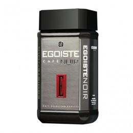 Кофе растворимый EGOISTE Noir, сублимированный, 100 г, 100% арабика, стеклянная банка, 4492