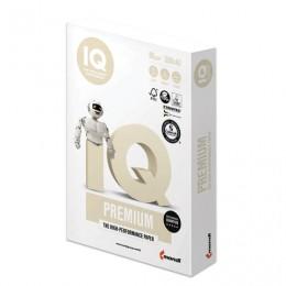 Бумага IQ PREMIUM БОЛЬШОЙ ФОРМАТ (297х420 мм), А3, 80 г/м2, 500 л., класс А, Австрия, белизна 170% (CIE)