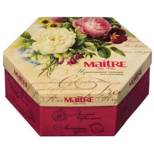 Чай MAITRE de The (Мэтр)
