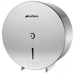 Диспенсер для туалетной бумаги KSITEX (Система Т2), нержавеющая сталь, матовый, TH-5822SW, TН-5822SW