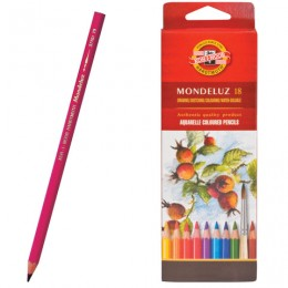 Карандаши цветные акварельные художественные KOH-I-NOOR