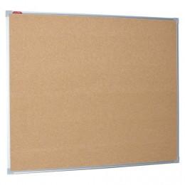 Доска пробковая BOARDSYS для объявлений, 100х120 см, металлическая рамка, П*120