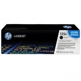 Картридж лазерный HP (CB540A) ColorLaserJet CP1215/CP1515N/CM1312, черный, оригинальный, 2200 страниц