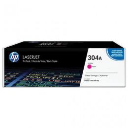 Картридж лазерный HP (CC533A) ColorLaserJet CP2025/CM2320, пурпурный, оригинальный, ресурс 2800 страниц