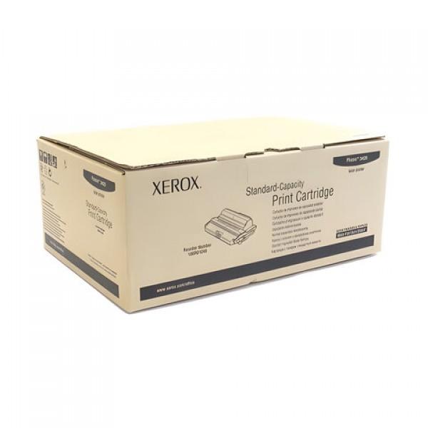 Картридж лазерный XEROX (106R01245) Phaser 3428, оригинальный, ресурс 4000 стр.