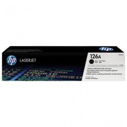 Картридж лазерный HP (CE310A) LaserJet CP1025/CP1025NW, черный, ориг., ресурс 1200 стр.