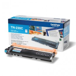 Картридж лазерный BROTHER (TN230C) DCP-9010CN/MFC-9120CN и другие, голубой, ориг., ресурс 1400 стр.