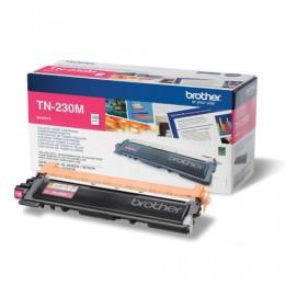 Картридж лазерный BROTHER (TN230M) DCP-9010CN/MFC-9120CN и другие, пурпурный, оригинальный