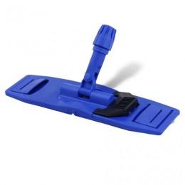 Держатель-флаундер 40х11 см, для плоских МОПов типов У/К (уши/карманы), зажимы, черенок типа А, ФЛА142
