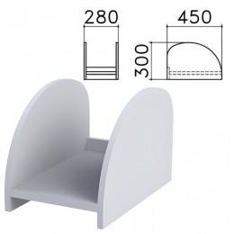 Подставка под системный блок Монолит, цвет серый, ПМ32.11