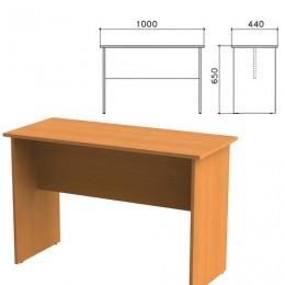 Стол приставной Фея, 1000х440х650 мм, цвет орех милан, СФ04.5