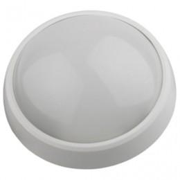 Светильник светодиодный ЭРА, 220х98, 12 Вт, 4000 К, 960 Лм, IP54, круг, белый, Б0017327