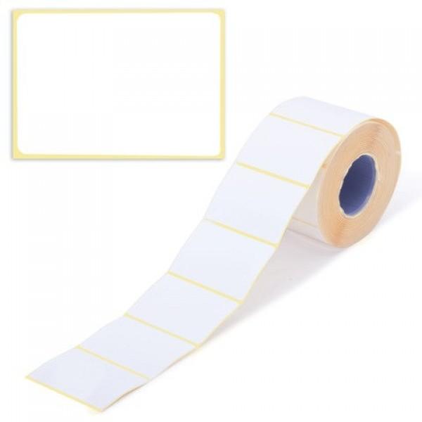 Этикетка ТермоЭко (58х40 мм), 700 этикеток в ролике, светостойкость до 2 месяцев, 122064