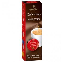 Капсулы для кофемашин Cafissimo TCHIBO Espresso Mailander Elegant, натуральный кофе, 10 шт. х 7 г, EPCFTCEM0007K