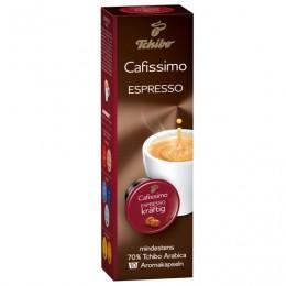 Капсулы для кофемашин Cafissimo TCHIBO Espresso Sizilianer Kraftig, натуральный кофе, 10 шт. х 7,5 г, EPCFTCEA07,5K