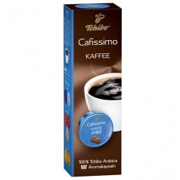 Капсулы для кофемашин Cafissimo TCHIBO Caffe Mild, натуральный кофе, 10 шт.х 7 г, EPCFTCKK07,8K