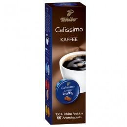 Капсулы для кофемашин Cafissimo TCHIBO Caffe Kraftig, натуральный кофе, 10 шт. х 7,8 г, EPCFTCKK07,8K
