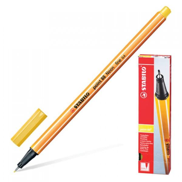Ручка капиллярная (линер) STABILO