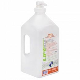 Паста очищающая для рук 2л ЭЛЕН от сильных загрязнений (жир, битум, строительные смеси), ш/к 20263