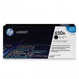 Картридж лазерный HP (CE270A) Color LaserJet Enterprise CP5525, черный, оригинальный, ресурс 13500 страниц