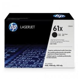 Картридж лазерный HP (C8061X) LaserJet 4100/4100N/4100DTN/4100mfp, черный, оригинальный, ресурс 10000 страниц, С8061X
