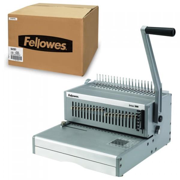 Переплетная машина для пластиковой пружины FELLOWES