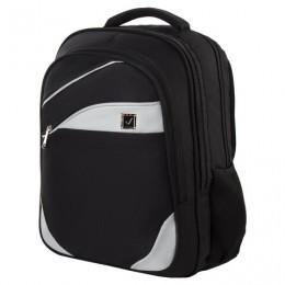 Рюкзак BRAUBERG Sprinter, 30 л, размер 46х34х21 см, ткань, серо-белый, 224453