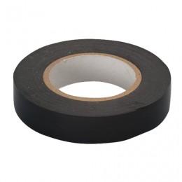 Изолента ПВХ, 15 мм х 10 м, СИБРТЕХ, 130 мкм, черная, 88788