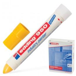 Маркер-паста для промышленной маркировки EDDING 950, ЖЕЛТЫЙ, 10 мм, E-950/5