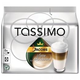 Капсулы для кофемашин TASSIMO JACOBS