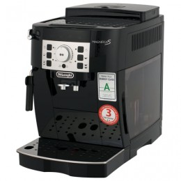 Кофемашина DELONGHI ECAM 22.110.B, 1450 Вт, объем 1,8 л, емкость для зерен 250 г, ручной капучинатор, черная, EСAM 22.110.B