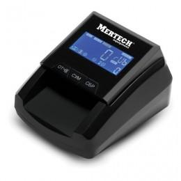 Детектор банкнот MERCURY D-20A FLASH PRO LCD, автоматический, ИК, МАГНИТНАЯ, АНТИСТОКС детекция, АКБ, 5025