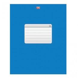 Тетрадь 96 л., HATBER VK, клетка, обложка мелованный картон,