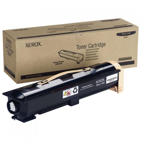 Тонер-картридж XEROX (106R01294) Phaser 5550, оригинальный, ресурс 35000 стр.