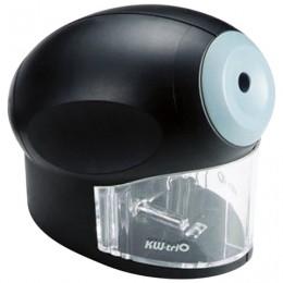 Точилка электрическая KW-trio, питание от сети 220 В, корпус овальный, цвет черный, -30H2