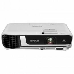 Проектор EPSON EB-X51, LCD, 1024x768, 4:3, 3800 лм, 18000:1, 2,5 кг, V11H976040